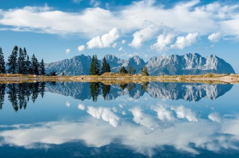 Kitzbüheler Alps, Austria