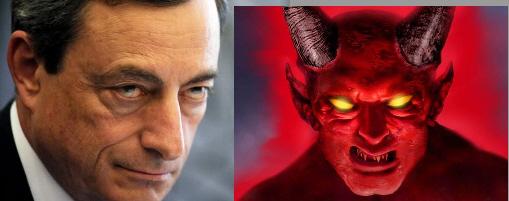 draghi-satan