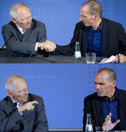 Schäuble-Varoufakis