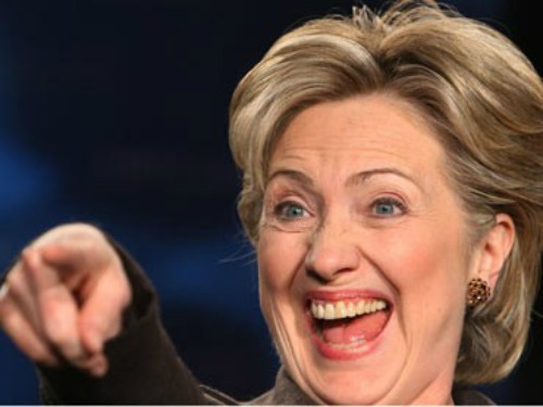 1-Hillary
