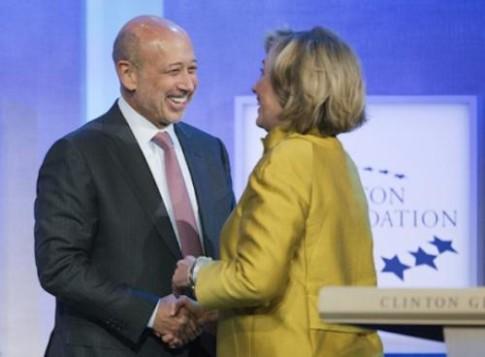 Blankfein-Hillary-Clinton