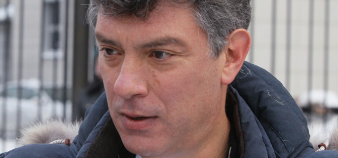 Boris Nemtsov was murdered while walking over a bridge just a few blocks from the Kremlin