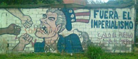 Fuera El Imperialismo