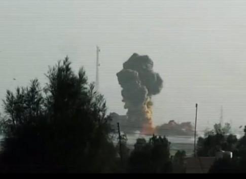 ISIS Set Iraqi Oil Fields On Fire