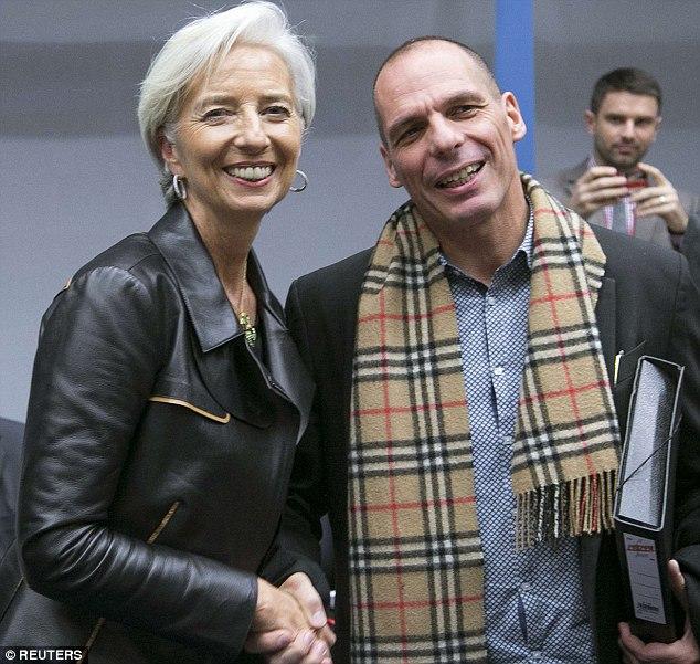 Lagarde-Varoufakis