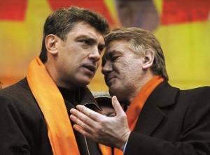 Nemtsov and Yushchenko