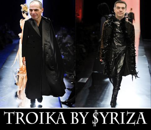 Troika By Syriza