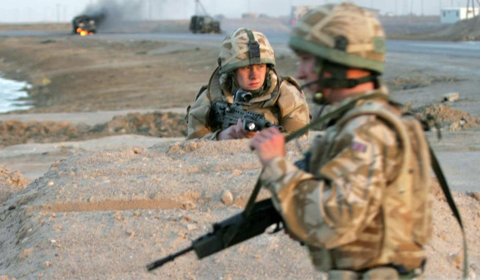 U.S. Nerve Gas Hit Our Own Troops in Iraq