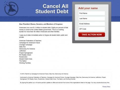 cancel student debt_0