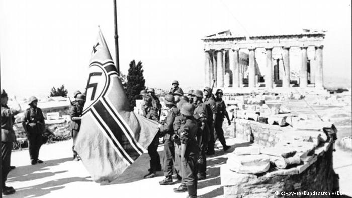 nazis in greece_1