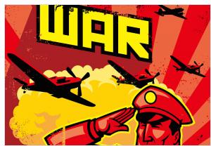 war-red