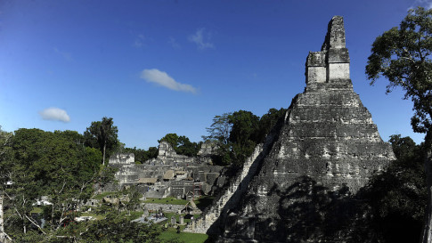 How This Debt-Addicted World Could Go The Way Of The Mayans