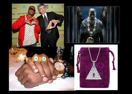 Kanye-West-Illuminati