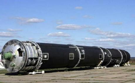 Sarmat-ICBM
