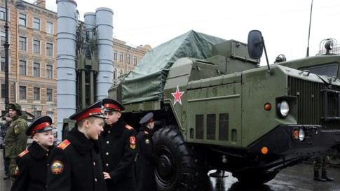 The S-300 missile system is one of the most potent air defence weapons in the world