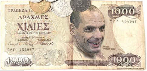 Varoufakis-Drachma