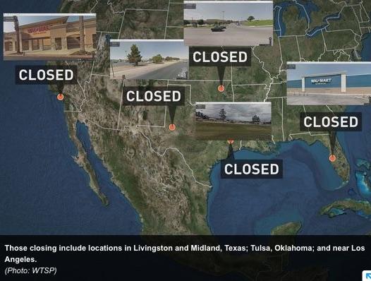 WalMart-closures