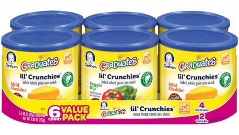 gerber-lil-crunchies-GMO