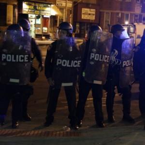 Baltimore-Riot-Police