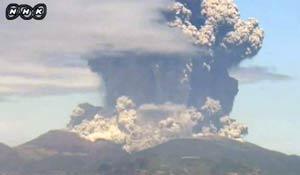 Japan-volcano-eruption