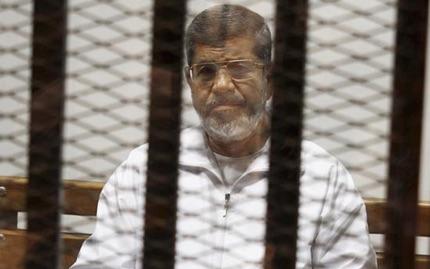 Morsi-Jail