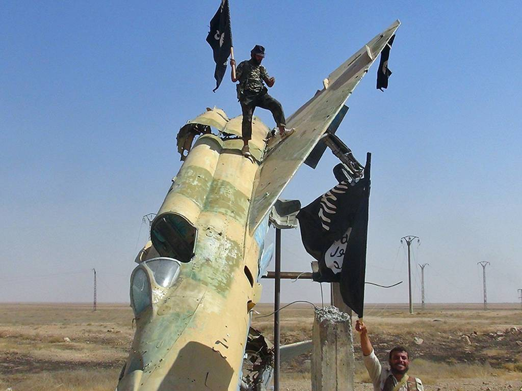 isis US role