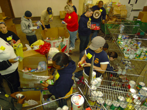 Food Banks In New York Are Running Out Of Food
