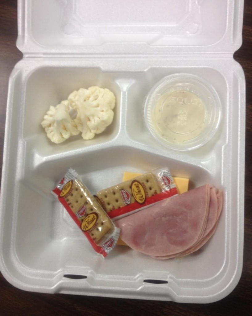 Michelle Obama Lunch