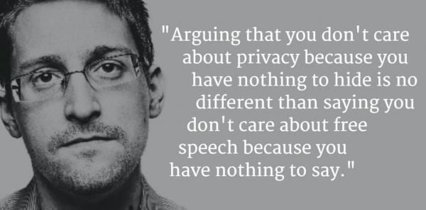 Privacy-Snowden