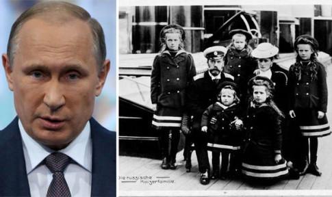 Russia-royal-family-Vladimir-Putin-Romanov