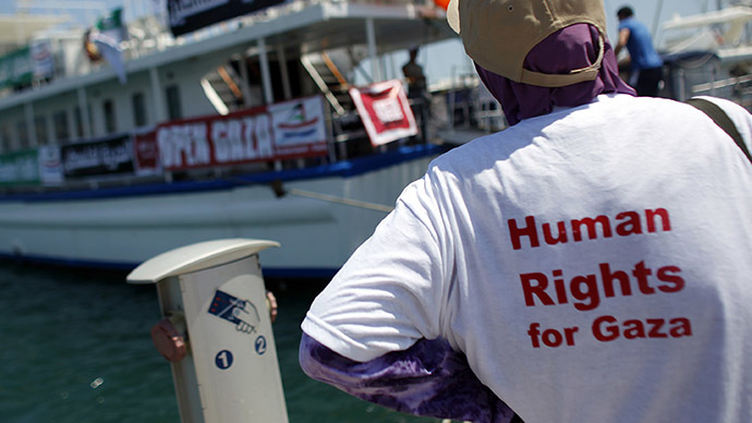freedom-flotilla-activists-palestine-gaza