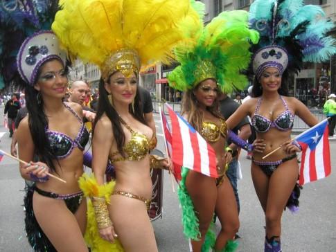 puerto rican women