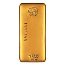 Perth Mint Gold Bar (1 kilo)