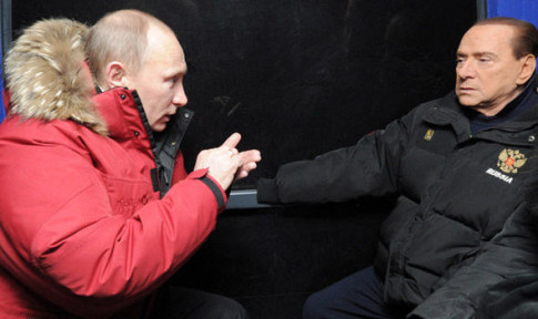 Vladimir-Putin-holiday-Berlusconi