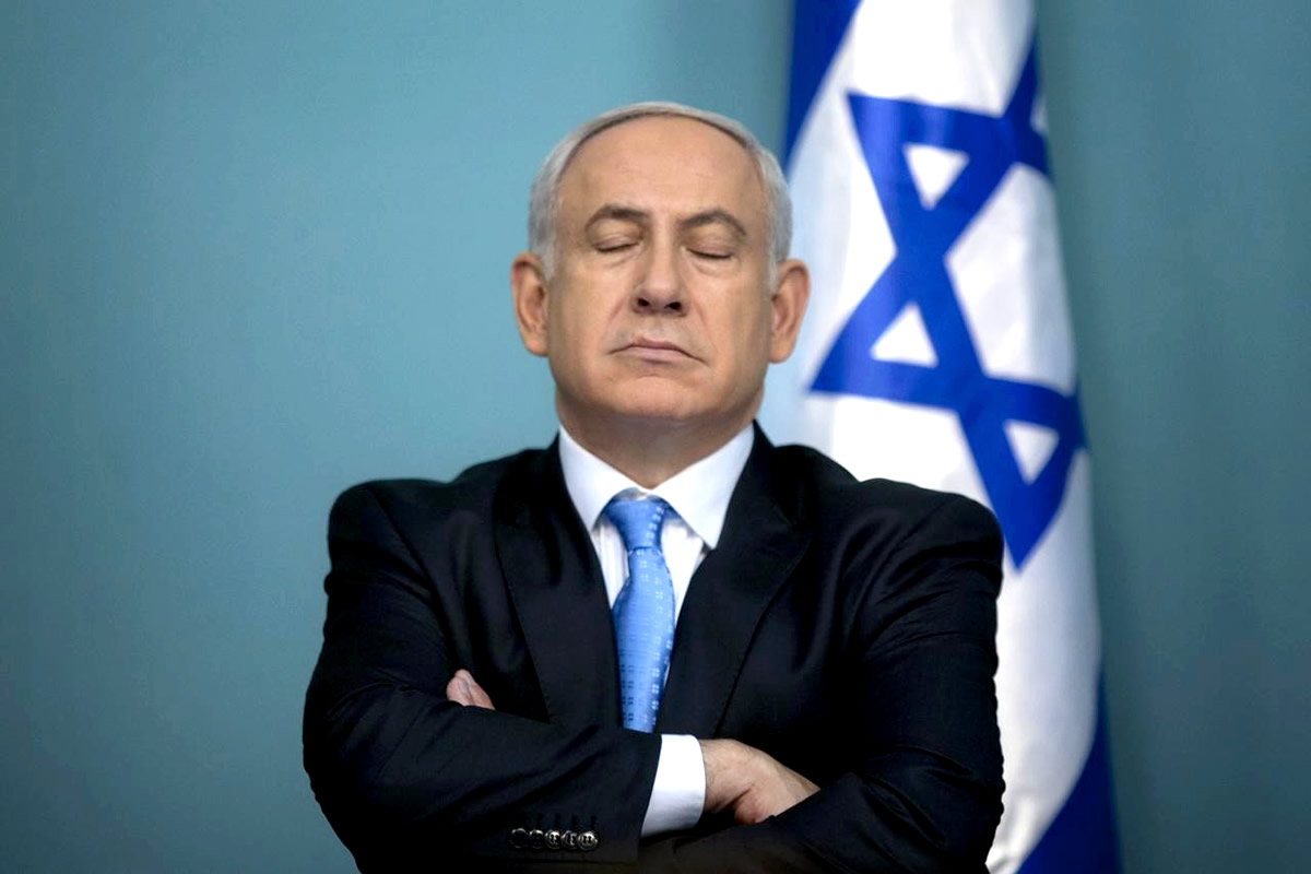 Image result for bibi netanyahu