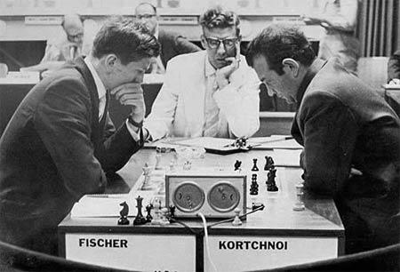 fischer-kortschnoi