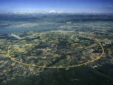 CERN Will The Large Hadron Collider Open Up A Portal To Another Dimension