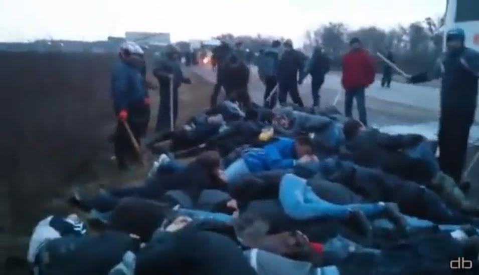 Korsun massacre