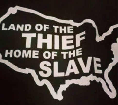 Land of the thief - Home of the slave
