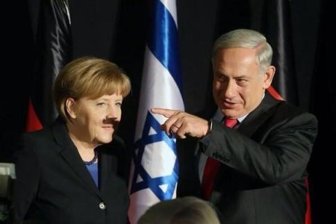 Merkel-Netanyahu