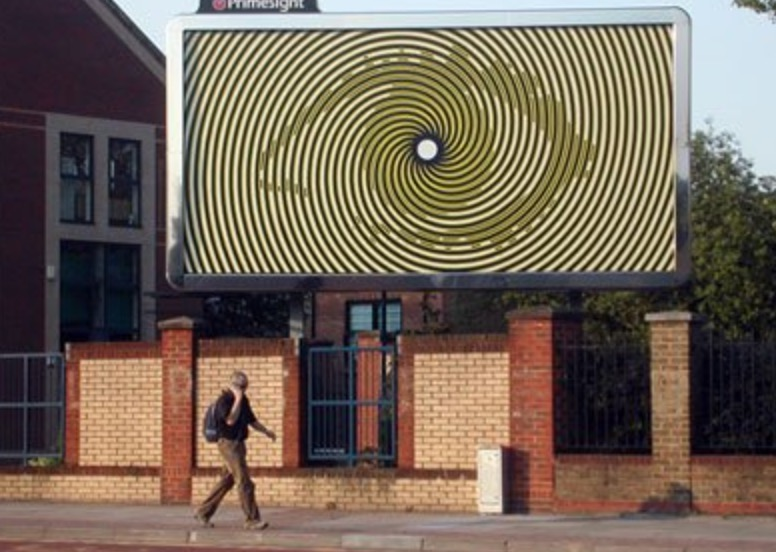 Minority Report-esque Big Brother Billboards are Coming to England