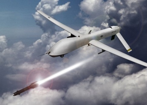 North Dakota Becomes First State to Legalize Drones Weaponized with Tasers, Tear Gas, Rubber Bullets and Sound Canons