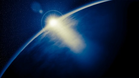Sunrise-Globe-Earth-Planet-Space