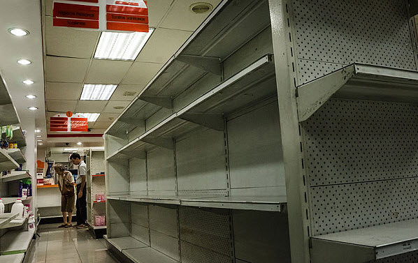 venezuela-empty-shelves