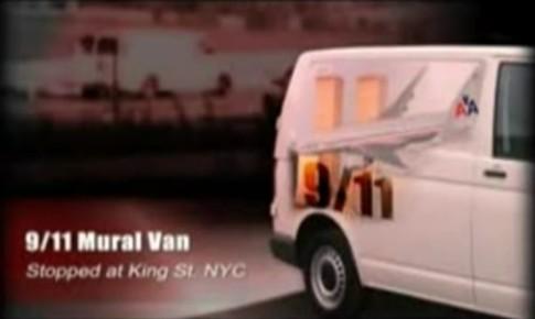911 Mural Van