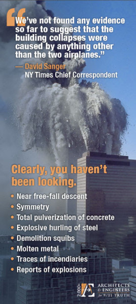 What do you say to calling out The New York Times this September for its failure to report on the evidence of controlled demolition? If you're in favor, we have some great news for you!