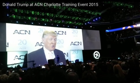 Donald Trump at ACN