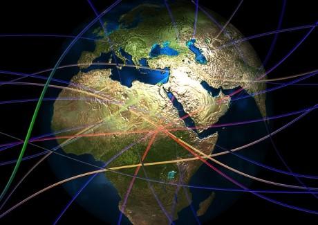 Globe-Interconnectedness