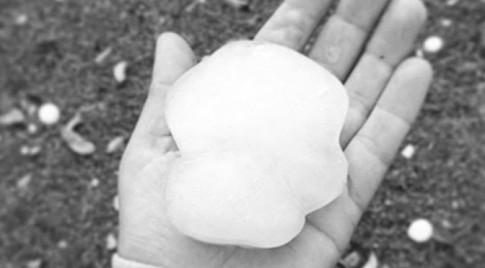 Italy-Hail