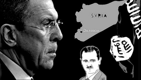 Lavrov-Syria
